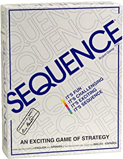 Goliath Sequence Board Game, 26.5 x 20.5 x 5.6cm