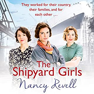 The Shipyard Girls audiobook cover art