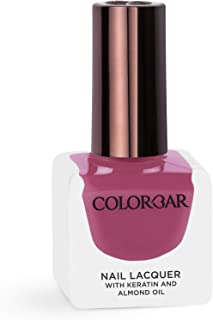 Colorbar Nail Lacquer, Mexican Pink, 12 ml