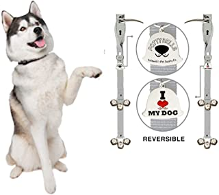 Caldwell's Pet Supply Co. Potty Bells Dog Doorbells for...