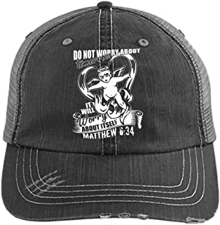 worry about it tomorrow hat