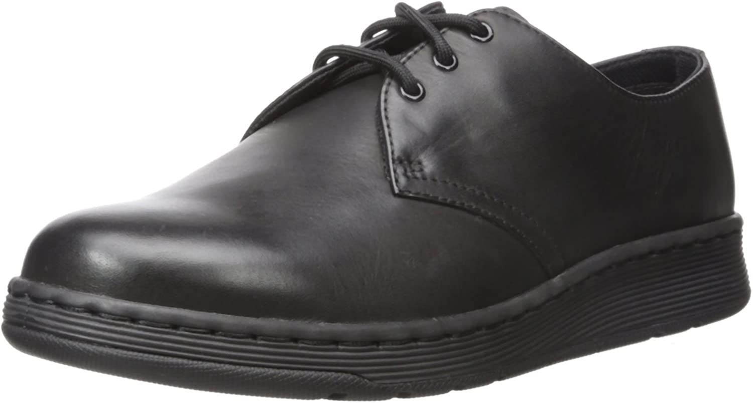 Dr. Martens Unisex-Adult Cavendish Temperley Leather Mono Sneaker