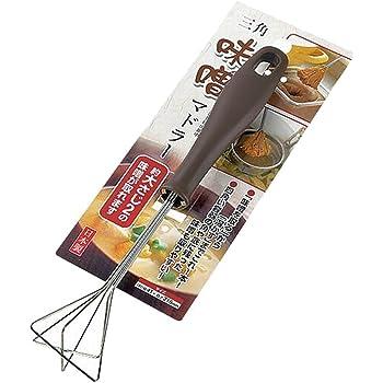 エコー金属 三角味噌マドラー 0318-579