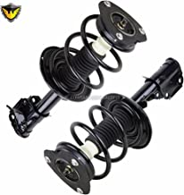 New Pair Duralo Front Strut & Spring Assembly For Nissan Maxima 2009-2014 - Duralo 1192-1342 New