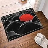 ZHWL6688 En Muchos Paraguas Negros, Hay un Paraguas Rojo en un Paraguas.Impresión Digital 3D de Accesorios de baño.