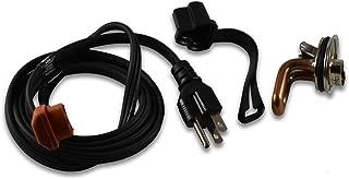 Zerostart 3100045 Freeze Plug Engine Block Heater for Caterpillar, Detroit, Massey Ferguson, Perkins, 1-1/2-Inch Diameter | CSA Approved | 120 Volts | 600 Watts