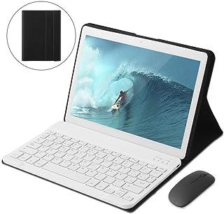 Tablet Android 9.0 da 10''con Procesador de cuatro núcleos WiFi navigazione Bluetooth 4 GB di RAM 64 GB di Memoria Dual SI...