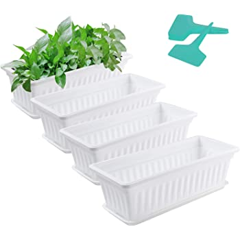 Jolee/'s By You  3 White Window Boxes