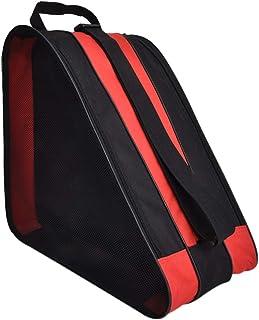 comprar comparacion DAZISEN Bolsa para Patines - Multifuncional Skate Bag Bolsa para Patines de Hielo y Patines de Linea