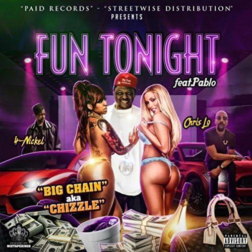 Chris-Lo, Big Chain, 4-Nickel & KIM feat. Pablo
