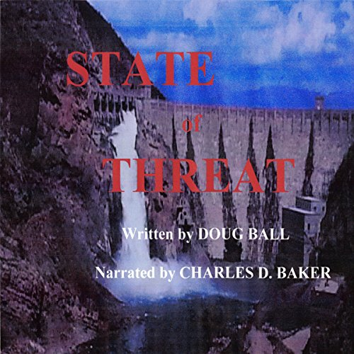State of Threat audiobook cover art