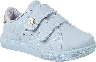 1526a205d78 Tênis Infantil Feminino Klin Baby Gloss Street Corações