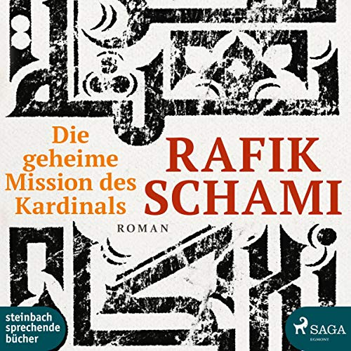 Die Geheime Mission des Kardinals audiobook cover art