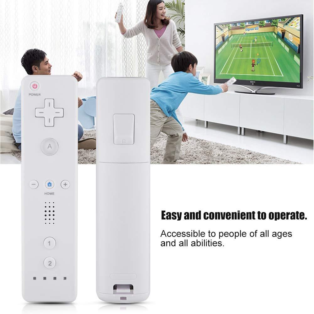 Asixx Controlador Remoto para Wii, Controlador de Juegos para ...