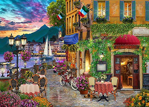Irresistible Italy Jigsaw Puzzle 1000 Piece