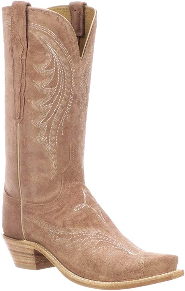 Lucchese Women's Margot Western Boot Snip Toe