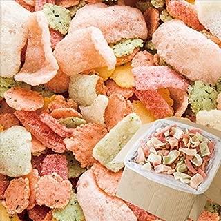 鯛祭り広場【訳あり】海鮮ミックスせんべいどっさり1kg/常温便