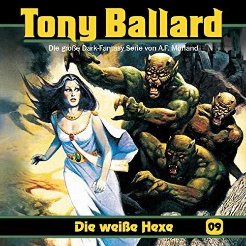Die weiße Hexe cover art