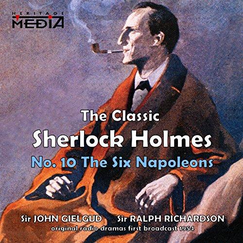 The Six Napoleons cover art