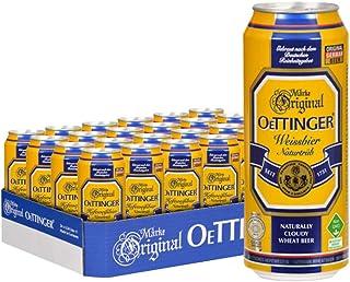Oettinger Weissbier, 24 Cans per Carton - 500ml