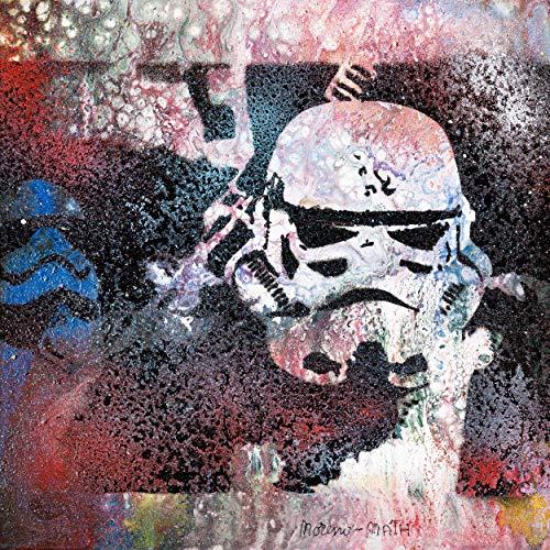 Stormtrooper STAR WARS Original Handmade Malerei