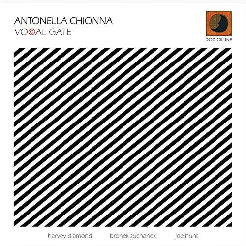 Antonella Chionna feat. Harvey Diamond, Bronek Suchanek & Joe Hunt