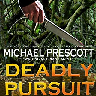Deadly Pursuit cover art