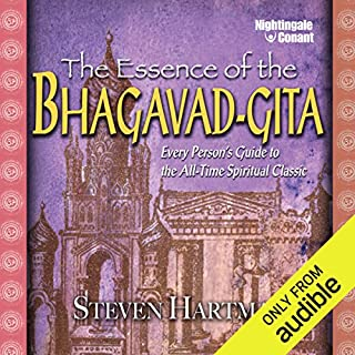 The Essence of the Bhagavad-Gita cover art