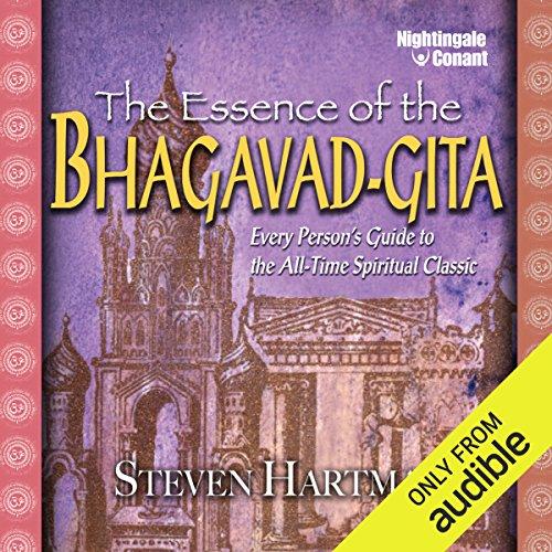 The Essence of the Bhagavad-Gita audiobook cover art