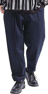 バレッタ コットン ツイル ワイド アンクル パンツ イージーパンツ ストリート モード カジュアル 春 メンズ