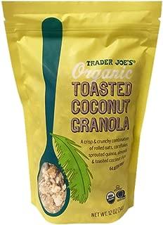 Best trader joe's coconut granola Reviews
