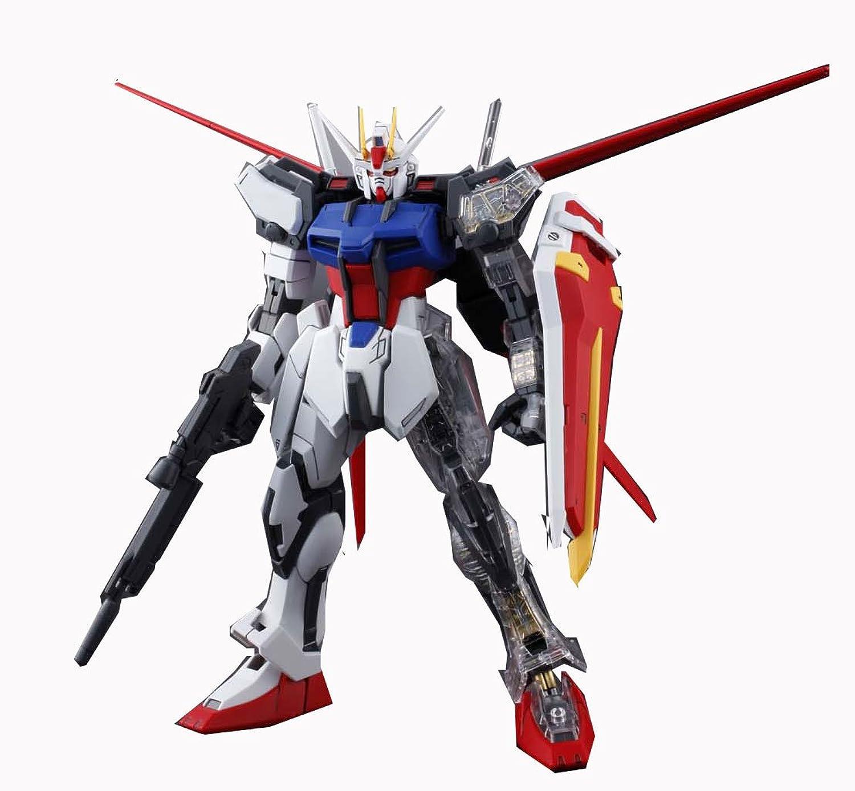 Gundam Seed - New GAT-X105 Aile Strike Gundam 1 100 Scale MG Model Kit