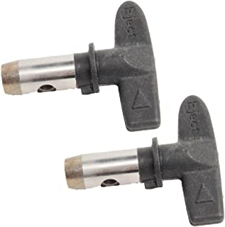 Milwaukee M4910-20 & M4910-21 Paint Sprayer (2 Pack) Replacement Spray Tip 619 # 039748001097-2pk