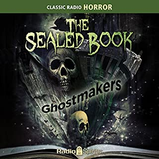 The Sealed Book: Ghostmakers audiobook cover art