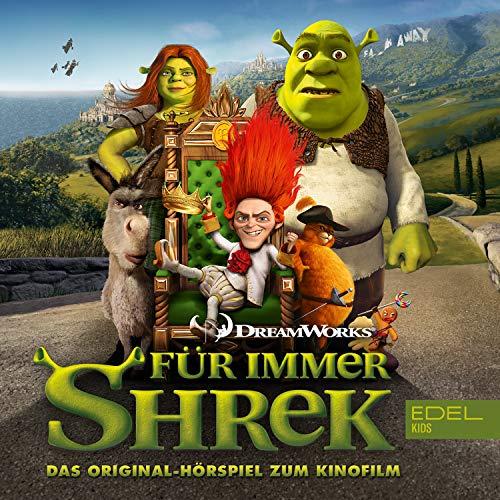 Für immer Shrek (Das Original-Hörspiel zum Kinofilm)