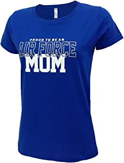 proud air force mom t shirts