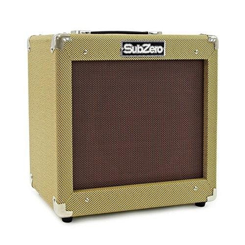 SubZero V35B Vintage Bass-Übungsverstärker 35 Watt
