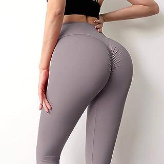 New Yoga Pants Women Leggings for Fitness Nylon High Waist Long Pants Women Hip Push U P Tights Women Gym Clothing