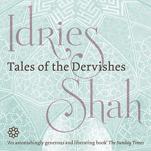 Tales of the Dervishes audiobook cover art