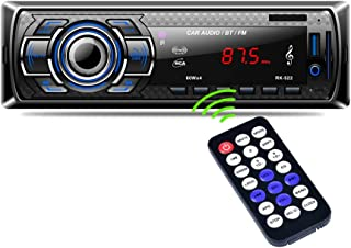 comprar comparacion Radio de Coche, Arespark Autoradio Bluetooth Reproductor MP3 para Automóvil FM Estéreo Radio Manos Libres Audio