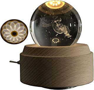 Best crystal music box Reviews