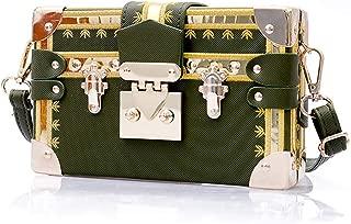 Sinianer Designer Crossbody Bag Purse for Women Fashion Shuldder Bag Ladies Box Purse