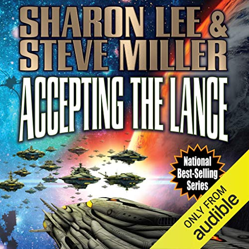 Accepting the Lance audiobook cover art