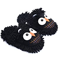 Image of Cute Owl Slippers for Women