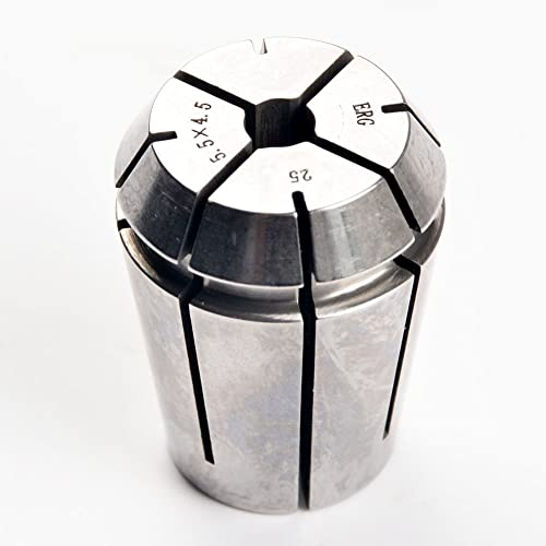 wholesale ERG25 5.5×4.5 Advanced Formula Spring discount Steel Collet Sleeve Tap,For high quality Lathe CNC Engraving Machine & Lathe Milling Chuck online