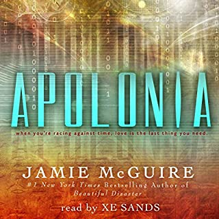 Apolonia audiobook cover art
