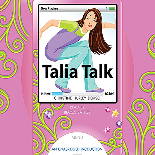 Talia Talk cover art