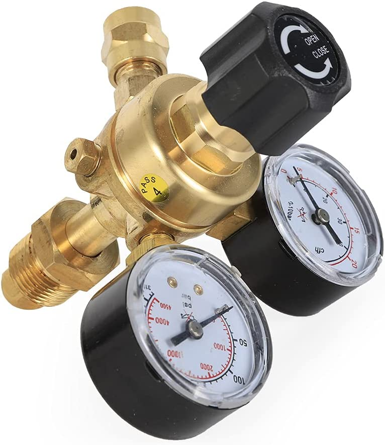 DYRABREST Argon famous CO2 Spring new work one after another Regulator Gas Welding Instrument