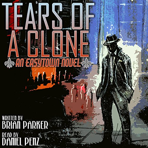 Page de couverture de Tears of a Clone