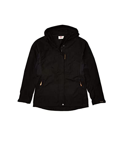 Fjallraven Kaipak Jacket (Black) Women